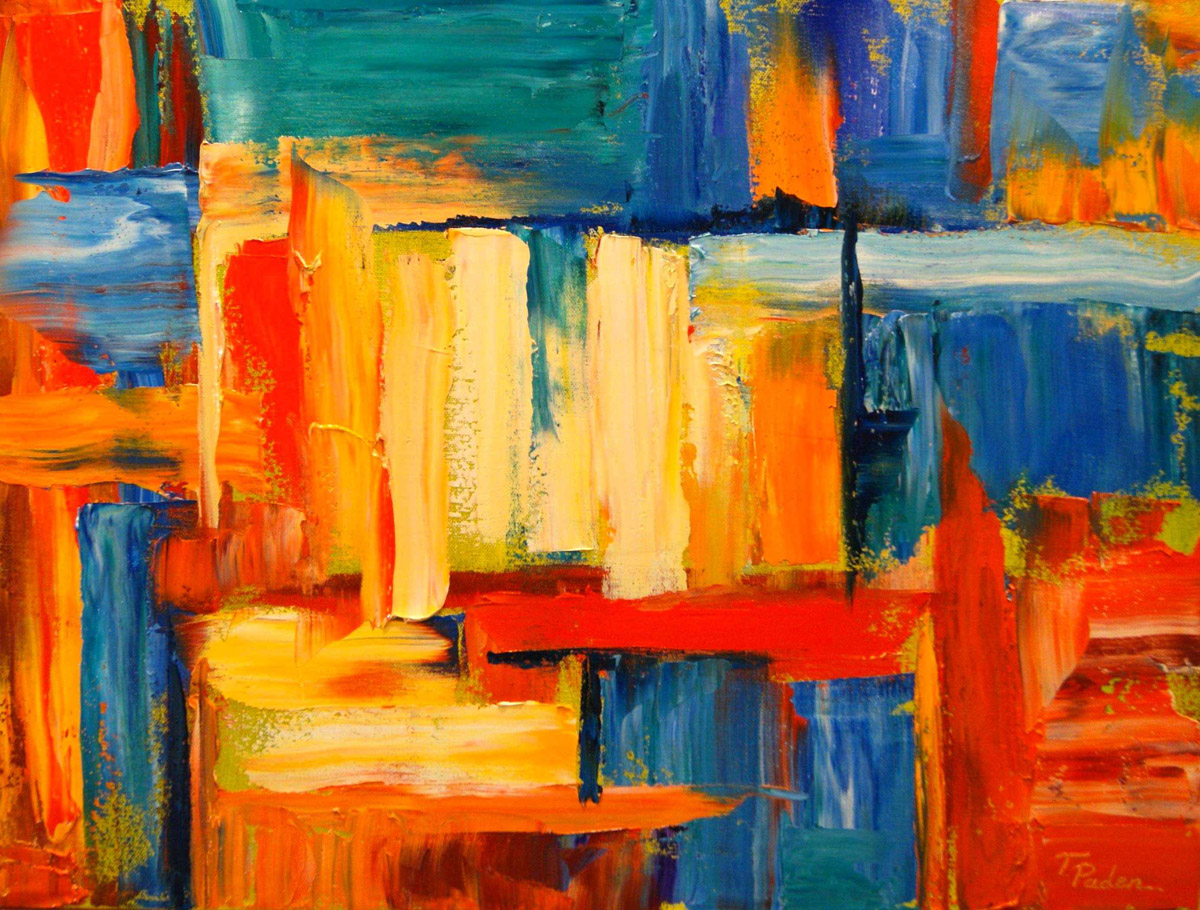 Ten Best Techniques And Ideas For Abstract Painting on Modern Painting Ideas  id=55141
